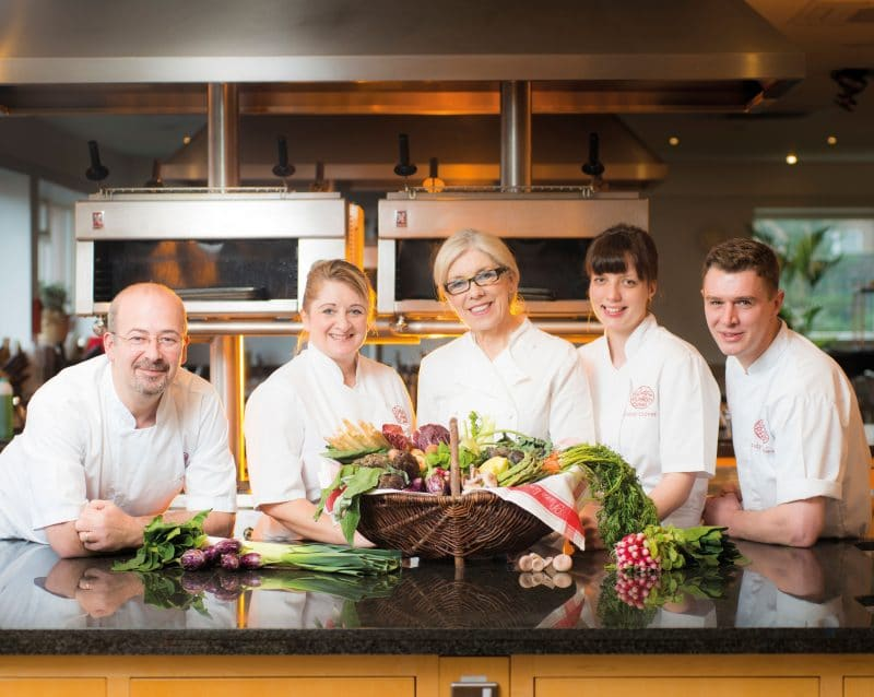 A Day at Bettys Cookery School: Delicious and Nutritious