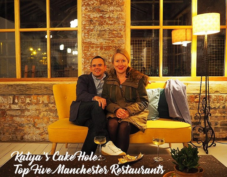 Top five Manchester restaurants from Katya's Cake Hole
