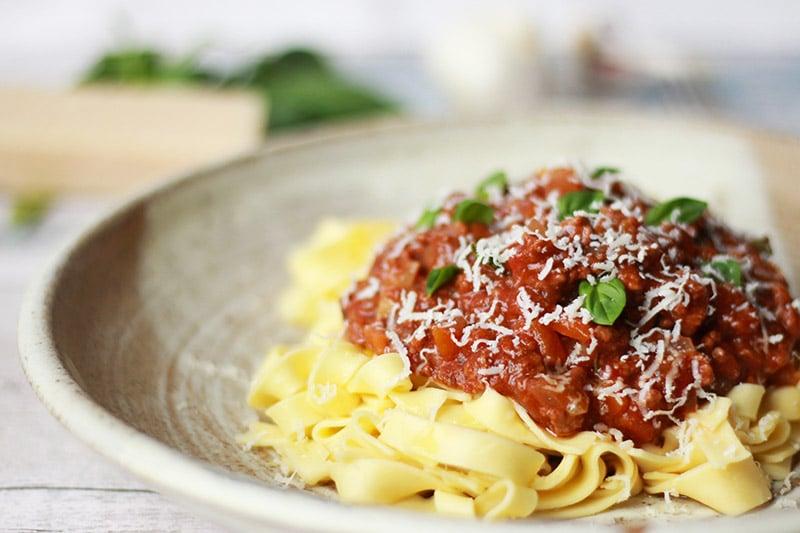 Italian Style Slow Cooker Ragu