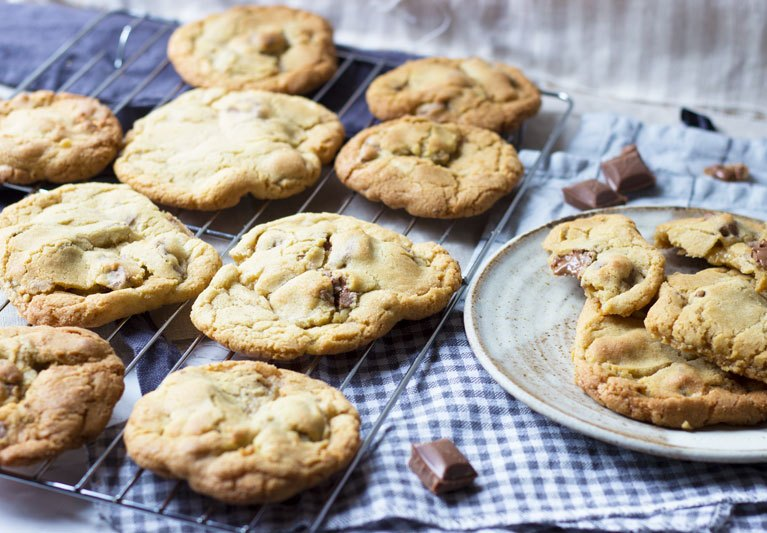 homemade soft bake cookies