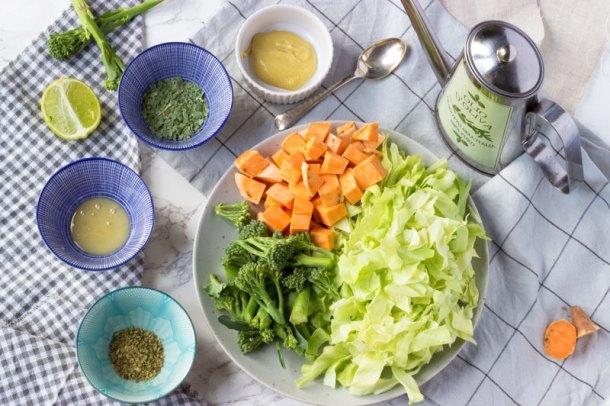 chicken bliss bowl ingredients
