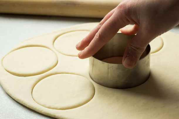 Tigella dough