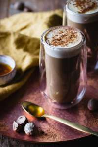 winter warmers drinks baileys latte