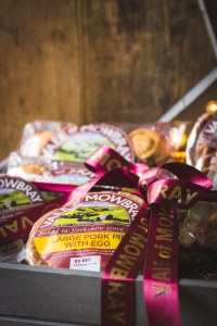 Vale of mowbray pies hamper