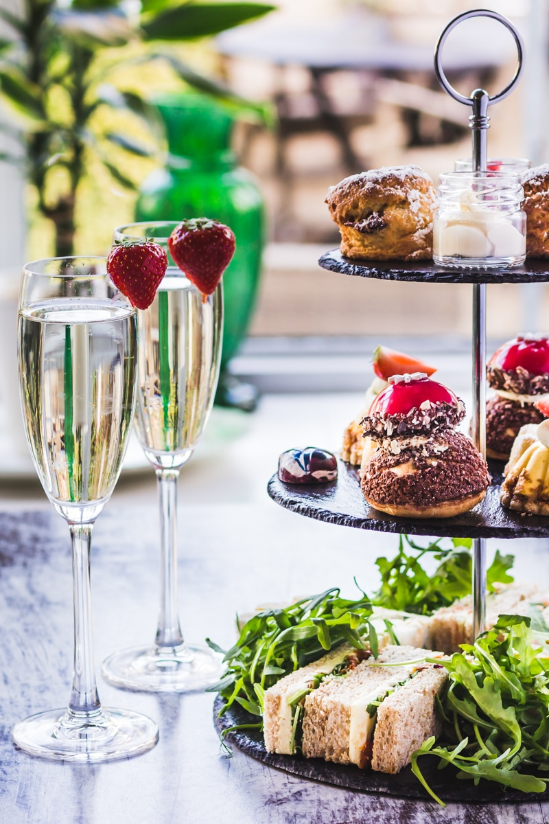 Image for The Bridge Restaurant, Prestbury - Afternoon tea