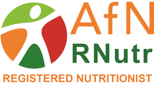 Registered Nutritionist logo