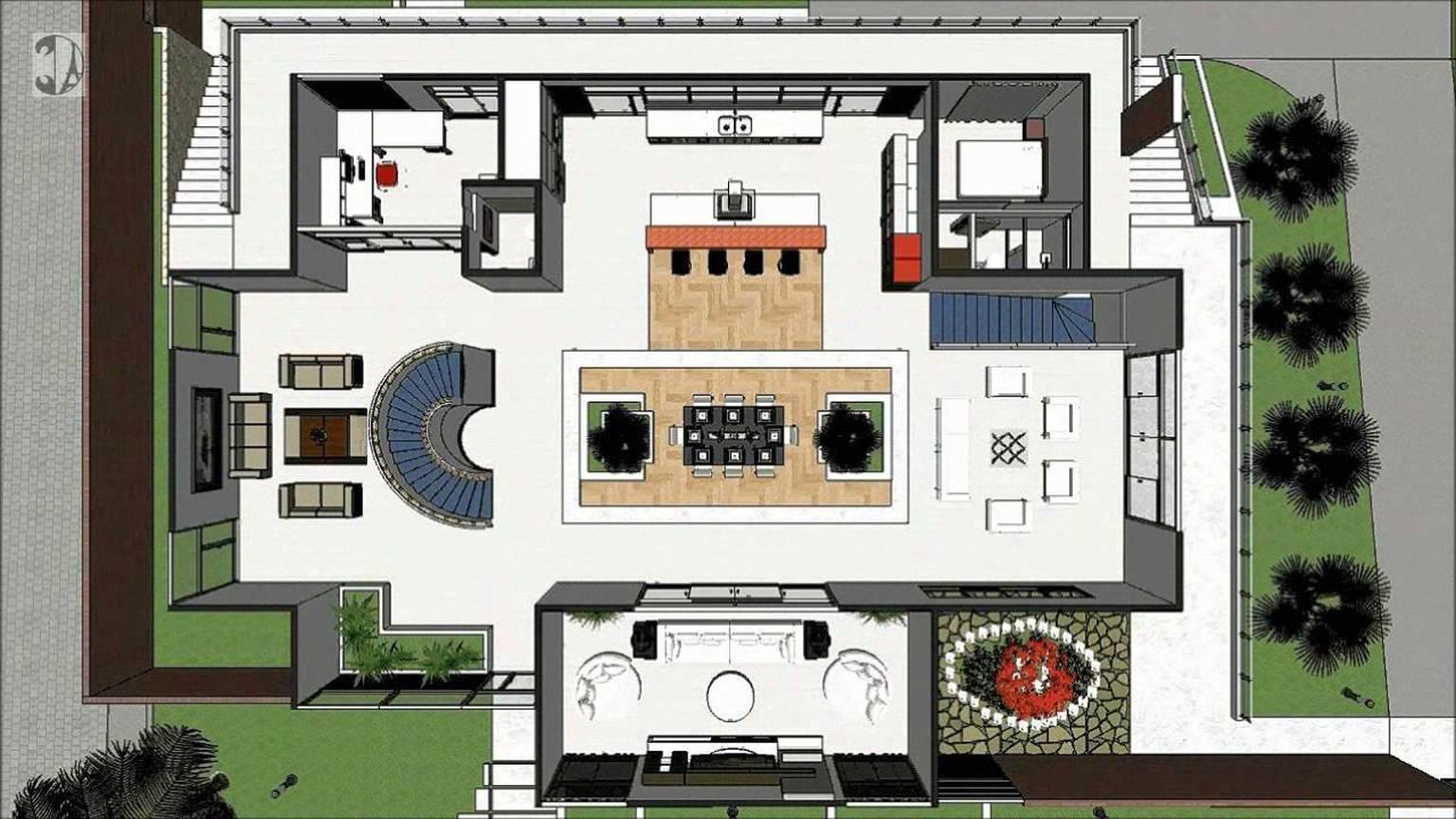 70 Desain Rumah Minimalis Ala Eropa Desain Rumah Minimalis Terbaru
