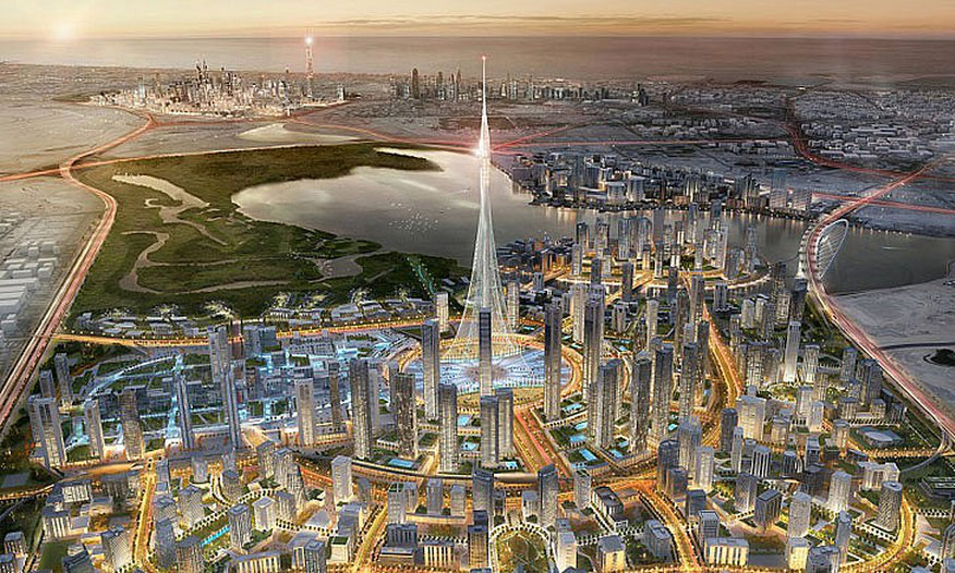 "Development Spotlight: Dubai`s ""The Tower"" Project and Dubai Creek Harbour"