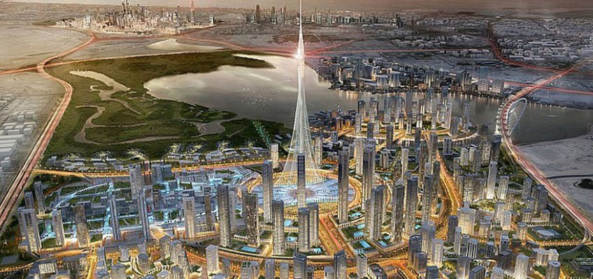 "Projekt im Fokus: Dubai`s ""The Tower"" und Dubai Creek Harbour"