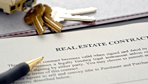 Property transaction