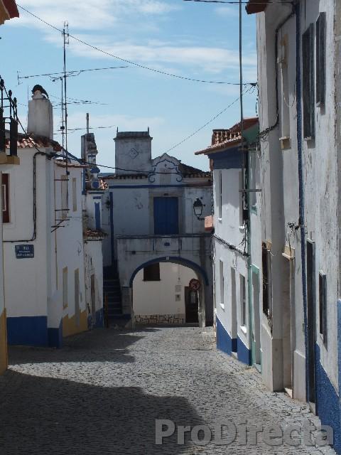 1-Rua de acesso