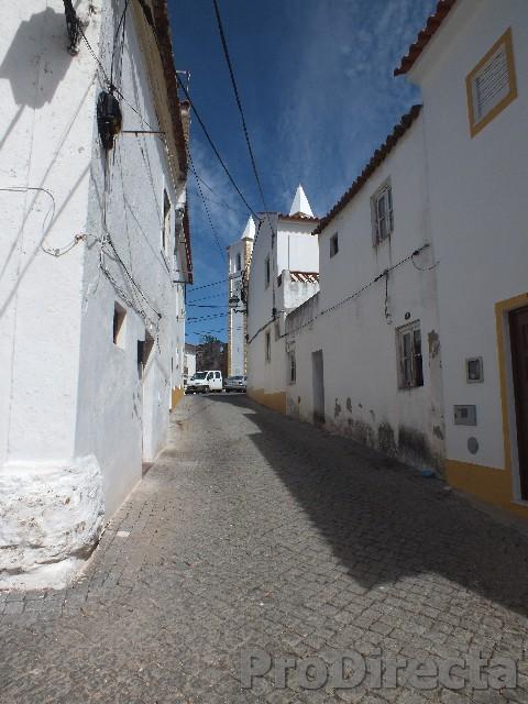 3-Rua de acesso