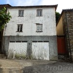house to renovate in a picturesque village