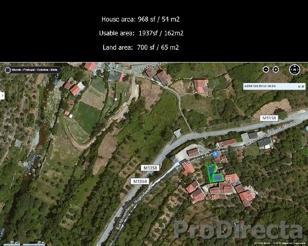 PD00147 Casa Mata areas