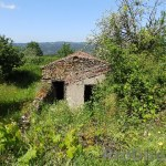 Old shed for reconstruction with land - PD0173