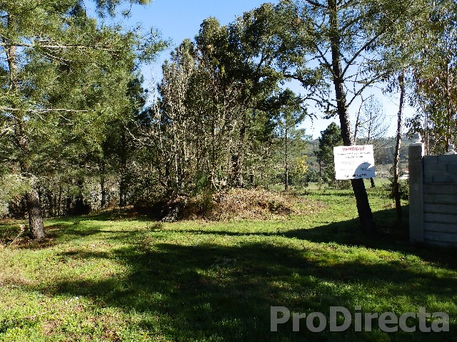 Arganil Building plot with approved project
