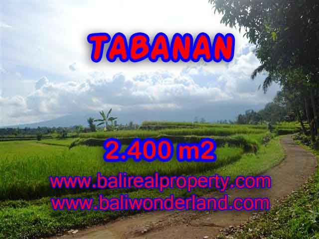 Land for sale in Bali, magnificent view Tabanan Bali – TJTB126
