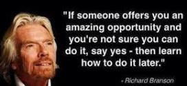 Richard Branson Quote