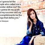 Lizzie Velasquez's Quote