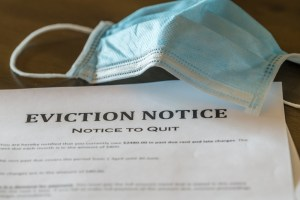 Sizable minority of landlords hit by rental arrears during covid