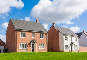 Demand for property with land increases significantly