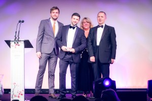 Young Property Manager of the Year - WINNER: Tom Bartlett, Boydens