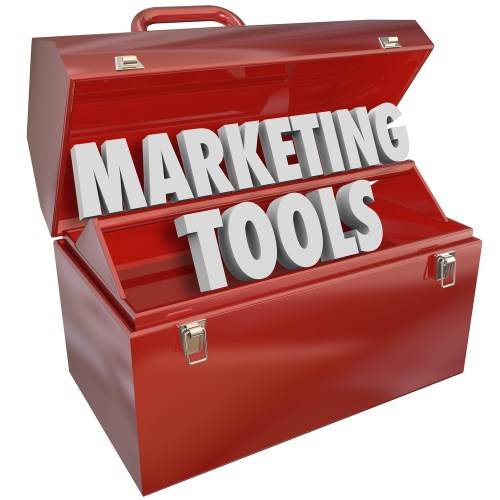Multi-family Housing Marketing Tools Represented by Tool Box