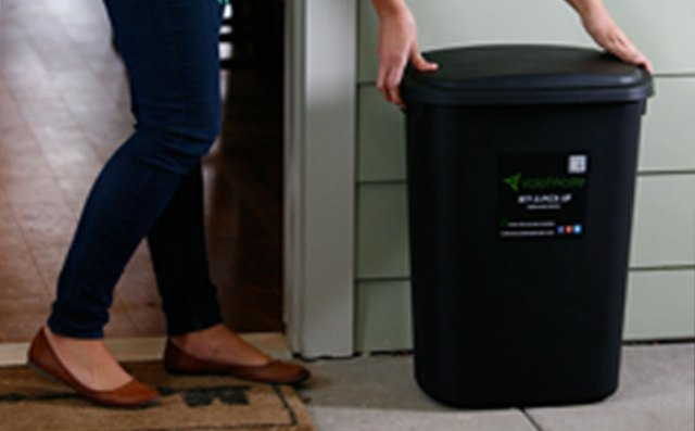 Valet Trash Service Cost Includes Trash Collection Bins For Every Unit