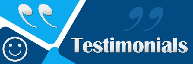 Employee Testimonials Over Blue Buttons Are Important For Recruiting Assistant Property Managers
