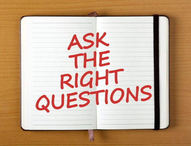 Ask The Right Questions On Notebook Over Corkboard For Apartment Manager Job Interview Tips