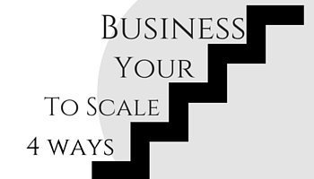 scale your real estate business