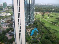 pacific plaza + manila golf