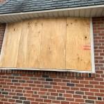 Window Boardup
