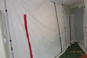 Mold Restoration Containment