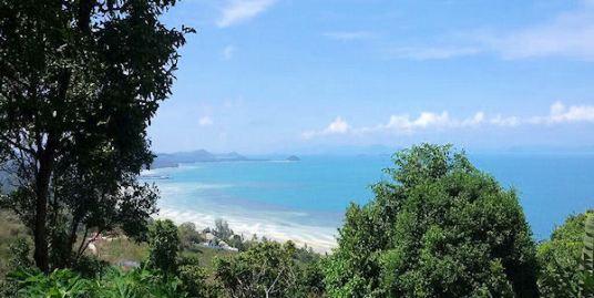 Stunning views for sale in Bang Por, Samui