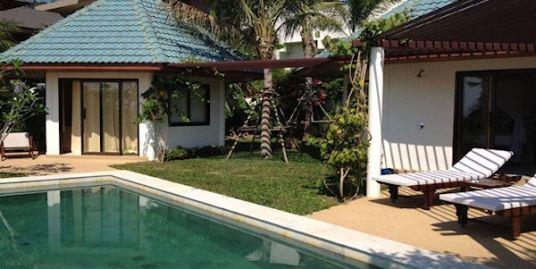 Pool Side Villa Plai Laem Koh Samui