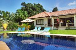 Furnished villa for sale in Bang Rak on Koh Samui