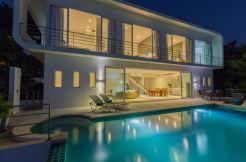 Stunning Sea View Villa Bangrak Samui