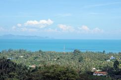 Panoramic Sea View Land Development Lipa Noi Koh Samui