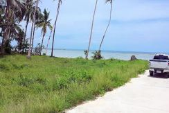 Stunning beach frontage land for sale in Lamai, Koh Samui