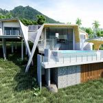 New Hillside Villa Laem Set Koh Samui