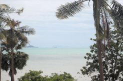 Large plot of land with sea views for sale in Plai Laem on Koh Samui