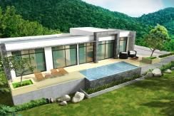 Stunning New Sea View Pool Villas Maenam Koh Samui