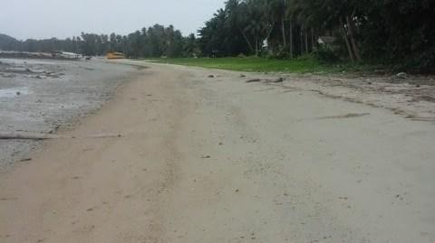 Beach Front Land Thong Krut Koh Samui