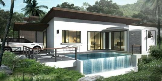 New Modern Pool Villa Lamai