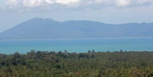 Sea view Land Maenam 3200 sqm Koh Samui