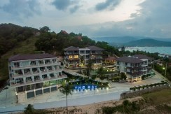 Sea View Freehold Condo, Koh Samui