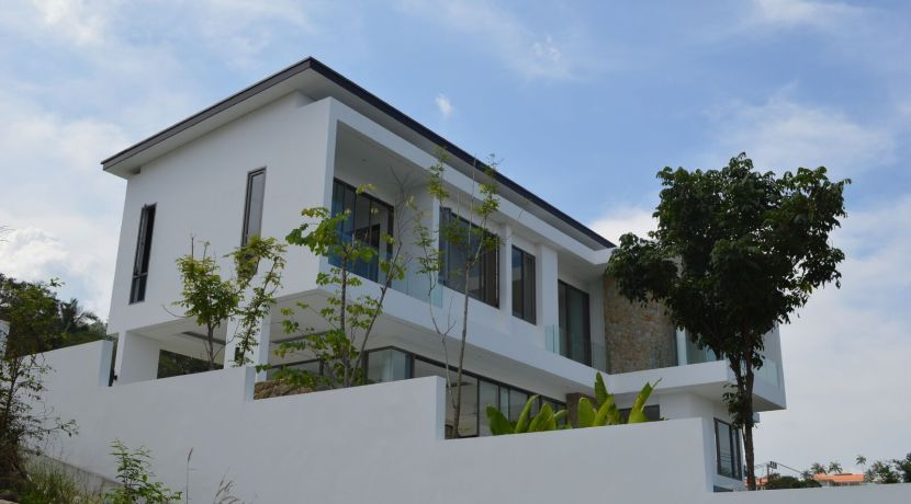 Bophut Sea View Villa 16