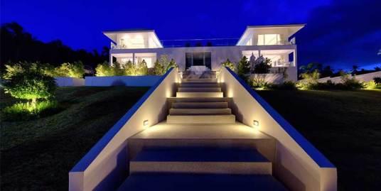 7 Bed Stunning Ocean View Villa, Maenam