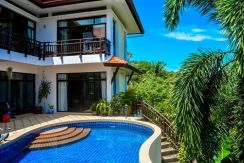 Luxury Villa Bangpor Incredible Seaviews